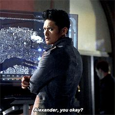 I knew he still cared! You were fooling no-one Magnus.