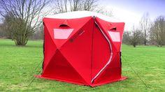 Qube|まるで折り紙のように簡単に設置/折りたたみ可能なクイックピッチテント「キューブ」【2017年8月以降】 - ガジェットの購入なら海外通販のRAKUNEW(ラクニュー)