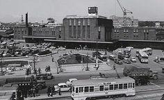 昭和37年頃の横浜駅