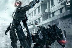 Metal Gear Revegeance (Raiden Revised Edition) by Mayank94214.deviantart.com on @deviantART