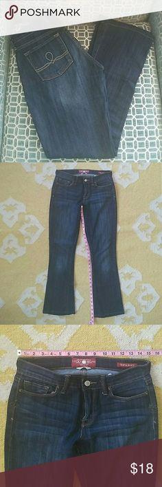 Lucky Brand Sophi boot cut jeans sz 4/27 long Lucky Brand Sophi boot cut jeans sz 4/27 long Lucky Brand Jeans Boot Cut