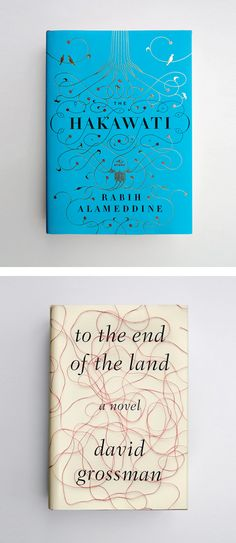 Brilliant Book Covers by Jason Booher   Inspiration Grid   Design Inspiration