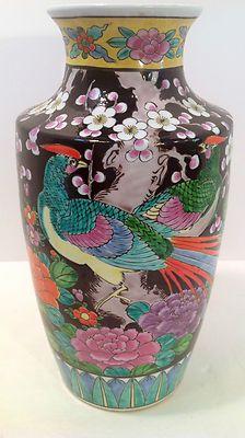 12 Vintage Japanese Porcelain Vase | eBay
