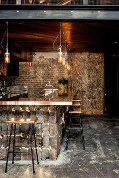 Aydınlatma ve Dekor Dünyasından Gelişmeler: Luchetti Krelle'den Sydney'den Donny's Bar Aydınlatma #aydinlatma #lighting #design #tasarim #dekor #decor