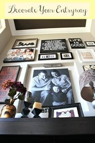 """front entryway decorating ideas - wall gallery"""" data-componentType=""""MODAL_PIN"""