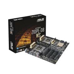 ASUS Z10PE-D8 WS LGA2011-v3- Intel C612 PCH- DDR4- 4-Way CrossFireX & 4-Way SLI- SATA3&USB3.0- M.2&SATA Express- A&V&2GbE- EEB Server Motherboard