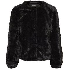 SHORT FAUX FUR JACKET BESTSELLER.COM ($57) ❤ liked on Polyvore featuring outerwear, jackets, long faux fur jacket, tall jackets, short faux fur jacket, faux fur jacket and long jacket