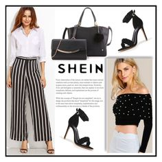 """SHEIN 1/10"" by samed-85 ❤ liked on Polyvore"