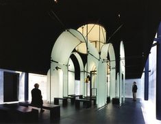 Sacred Space: Buildings within Buildings