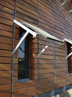 Solar panel awning....