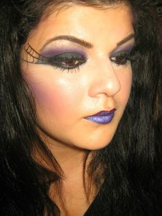 Halloween Makeup For Kids Witch Sexy Witch Halloween Makeup Tutorial Youtube
