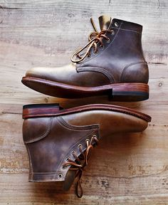 Oak Street Trench Boot. Quality made. Sometimes you have to look for more than just fashion.