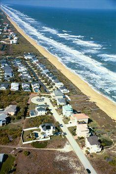 Palm Coast, FL : Aerial View of Hammock Beach Estates