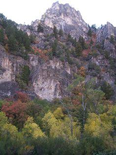 Visit Utah and Logan Canyon