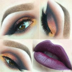 think this would look great with kat von d wolves mouth lipstick!