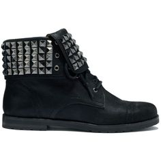 Michael Michael Kors Shoes, Rock And Roll Boots ($230) ❤ liked on Polyvore featuring shoes, boots, ankle booties, sneakers, zapatos, women, platform booties, lace-up platform boots, studded platform booties and foldover boots
