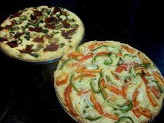 Cozinha sem glúten e sem leite: Pães e Pizzas