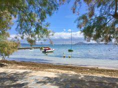 hotspots port de pollenca Mallorca made by ellen Beautiful Islands, Most Beautiful, Restaurants, Around The Worlds, Travel, Beach, Water, Outdoor, Majorca