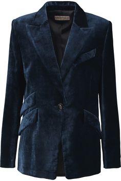 Emilio Pucci Velvet blazer