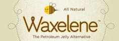 I have never been a big fan of Petroleum Jelly so any alternative to it's thick, greasiness sounds good to me! Waxelene is the perfect subst...