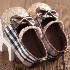 New Sweet Light Newborn Baby Prewalker First Walkers Infant Toddler Princess Girl Kids Soft Soled Anti-slip Mary Jane Shoes 0-1T