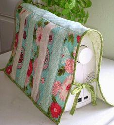 Как сшить коврик для швейной машинки