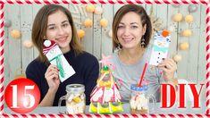 DIY Karácsonyi Ajándékok Csorba Anitával | Csizmadia Gabriella