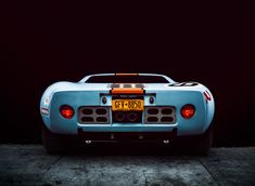 Ford GT40 & Michael Prichinello for the Scout Magazine on Behance