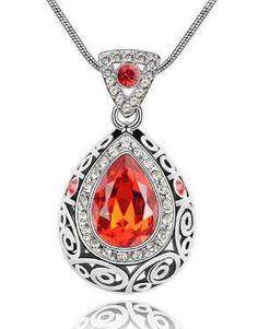 Guardian Gemstone Necklace