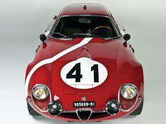 1963, Alfa Romeo TZ1