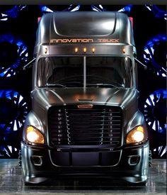 68 best big rig trucks images on pinterest big trucks semi trucks freightliner innovation truck fandeluxe Image collections