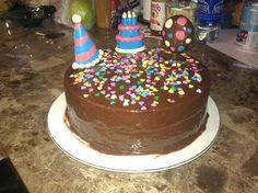 Dusty's birthday cake