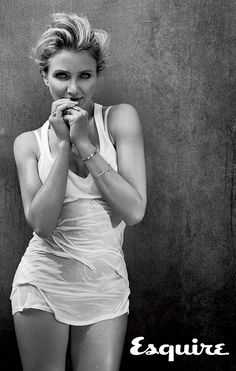 Meet Cameron Diaz, Our Newest Cover Star and an Incredible Whistler - Esquire