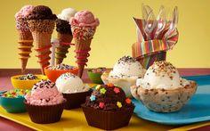 Десерты и сладости на английском / Неформальный Английский