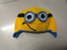 My version of the minion cap