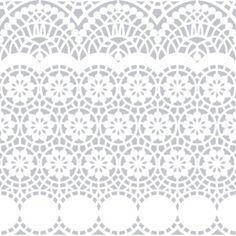 Berlintapete - Wallpaper On Demand - Designtapete - Seasonal - Trends - Borten Hintergrundmuster Monochrom Nr. 14658