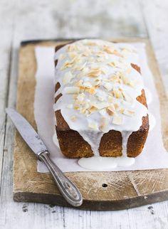Perfect Coconut Tea Cake   prettysimplesweet.com