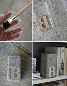 Projetos com concreto