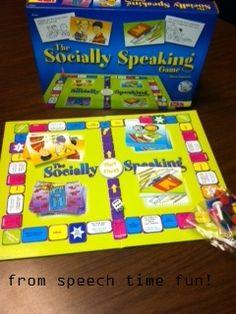 Speech Time Fun: Pragmatic Skills Series: Topic Initiation