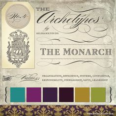 the monarch archetype in branding #monarcharchetype #archetypalbranding #archetypes