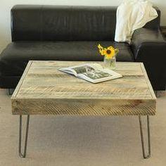 Reclaimed Wood Homestead Coffee Table