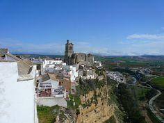 Arcos de la Frontera, uno de los pueblos más bonitos de España
