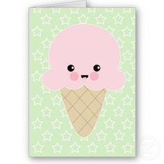 sorvete: molde e riscos