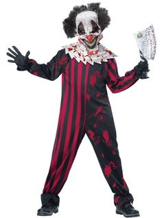 halloween costumes women california costumes killer klown child costume medium click image for more details this is an affiliate link