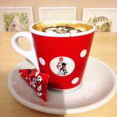 Hoy toca curro hasta tarde, pero con este súper café de #ElPimpi ... me como el mundo!