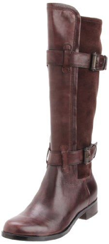 Amazon.com: Cole Haan Women's Air Whitley Buckle Boot: Shoes