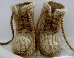 Child Knitting Patterns Stomp all you need with these child Fight booties by Janet Tamargo Baby Knitting Patterns Supply : Stomp all you want with these baby Combat booties by Janet Tamargo… by erdelyikatalin