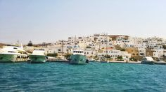 Naoussa - Paros Greece