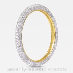 The 'Sansibar' in yellow gold to glitter the days and nights away. #ring #jewellery #diamond #jewelry