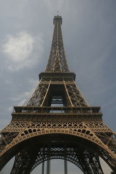 Le Eiffel Tower, Paris | Flickr